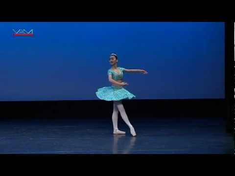 WBC 2013 Audition Video Alexandra Ling 14 Odalisque Variation from Le Corsaire