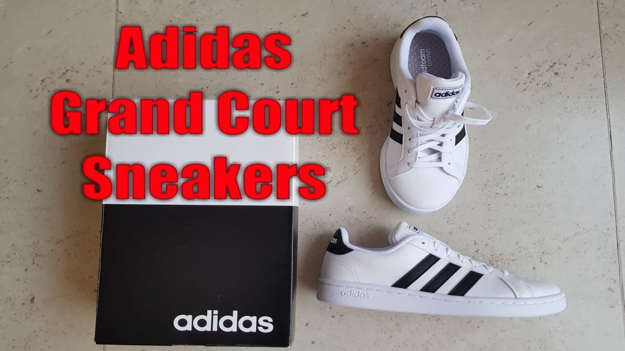 Adidas court 70s white list black leather Size. by DULKIMSO