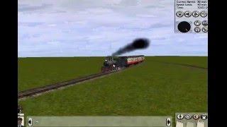 trainz simulator simple track