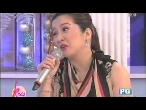 Mother Lily & Roselle Kris TV part 2