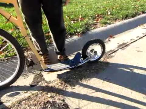 Adult Kick Scooter How To Build