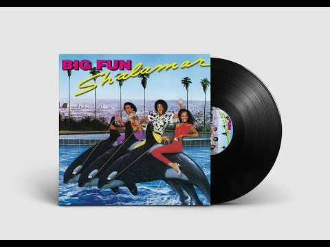 Shalamar - The Second Time Around (12
