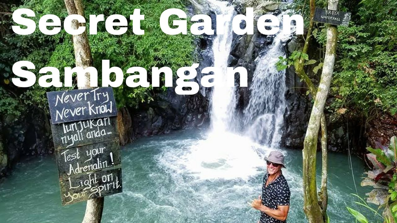 Secret Garden Of Sambangan North Bali Best Waterfalls In Bali Sambangan Secret Waterfalls