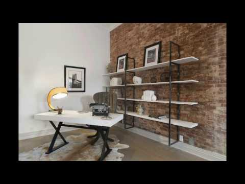 Home Staging: Manhattan - Grand Scale Two Bed Two Bath Condo Loft in Tribeca!!