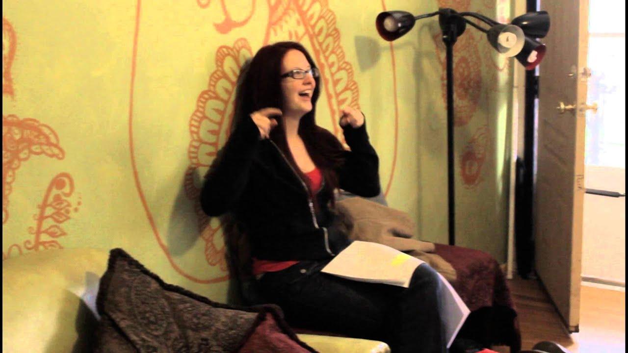 Looking For Alaska Lara: Looking For Alaska Rehearsals: Lara's Rap