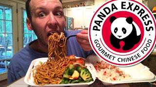 Panda Express 🐼 NOODLE OVERLOAD 🚨🚨🚨 Mukbang/Eating Show