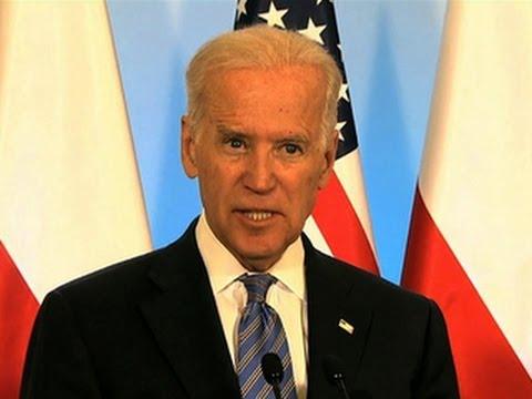 Biden condemns Russia's land grab in Ukraine