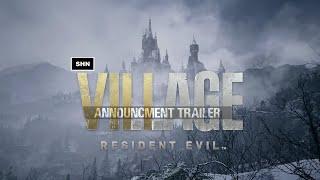 VILLAGE RESIDENT EVIL 8 Announcement Trailer 2021 Full HD 1080p
