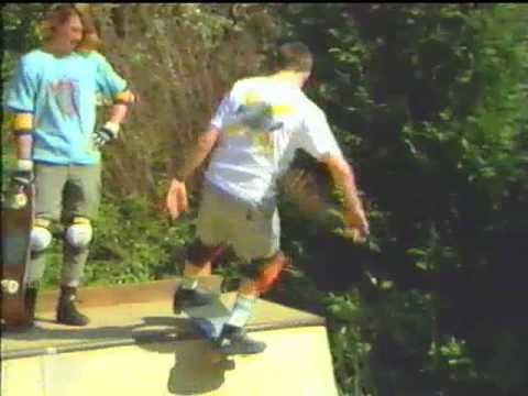 SCHMITT STIX team video 1987 Skateboarding