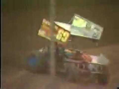 """Brent Kaeding """"BK"""" Qualifying - Santa Maria Speedway"""