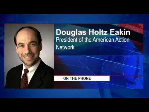Douglas Holtz Eakin -- Former Director of the Congressional Budget Office
