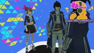 """""""Multiplayer"""" Persona Dancing   Persona VR Dancing"""