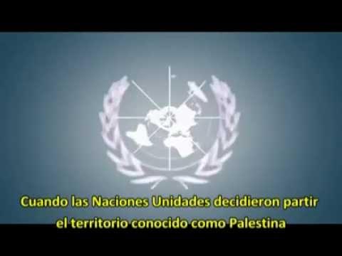 BRILLANTE EXPLICACION SOBRE CONFLICTO ENTRE ESTADO JUDIO Y PALESTINOS - (ISRAEL)