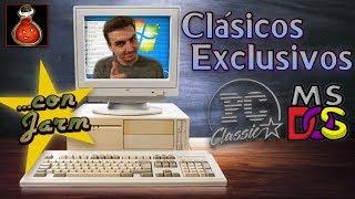 Juegos Clásicos Exclusivos del PC y el MS-DOS