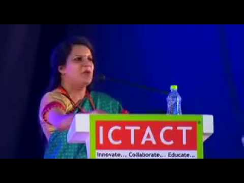 Tamil Ms Bharti Bhaskar's speech
