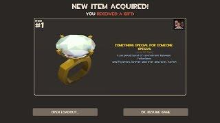 Свадьба в Team Fortress 2