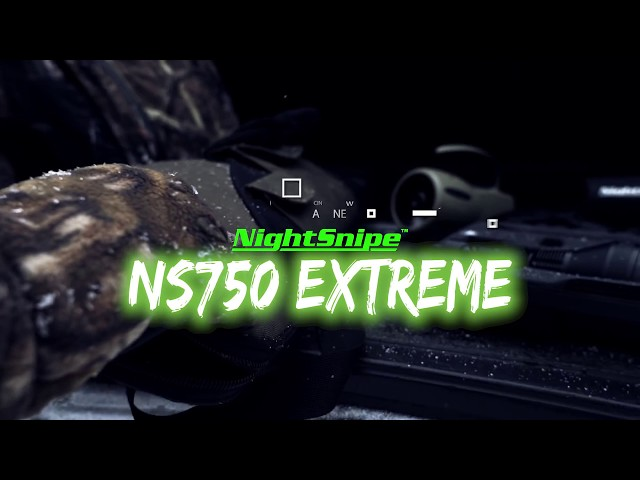 NightSnipe NS750 Extreme Hunting Light