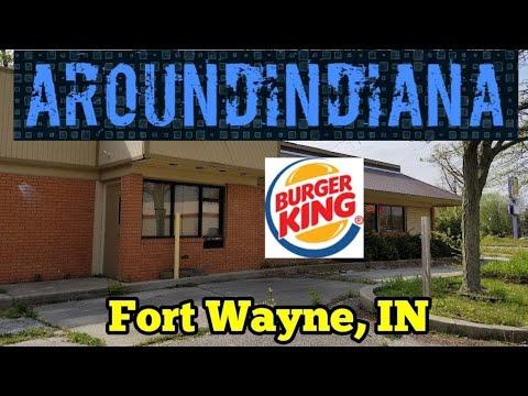 Exploring A Closed Burger King - Fort Wayne, Indiana