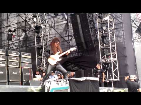 Yngwie Malmsteen Rising Force Monsters of Rock 26/04/2015