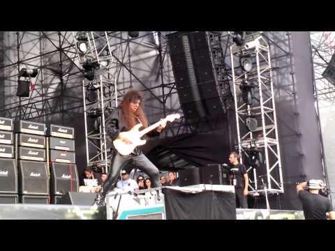 Yngwie Malmsteen Rising Force Monsters of Rock 26/04/2015