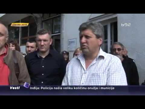 Bojnik: Zbog kandidata iz policije odbijena izborna lista