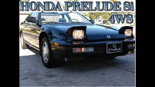 1990 HONDA PRELUDE Si 4WS ( SOLD )