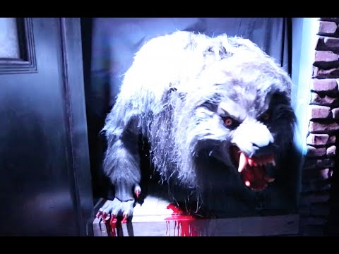 [HD] An American Werewolf In London - Halloween Horror Nights 2014 (USH)