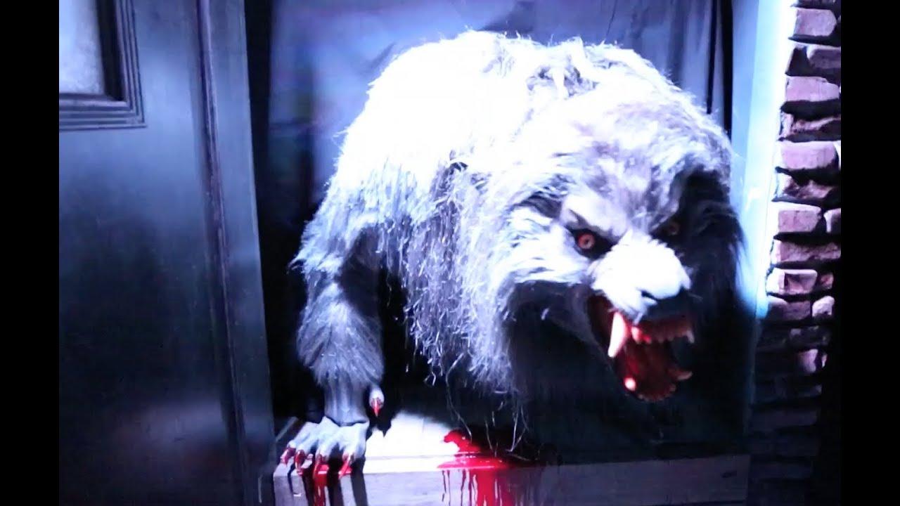 Halloween At Universal Studios
