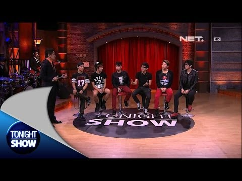 Tonight Show - SMASH