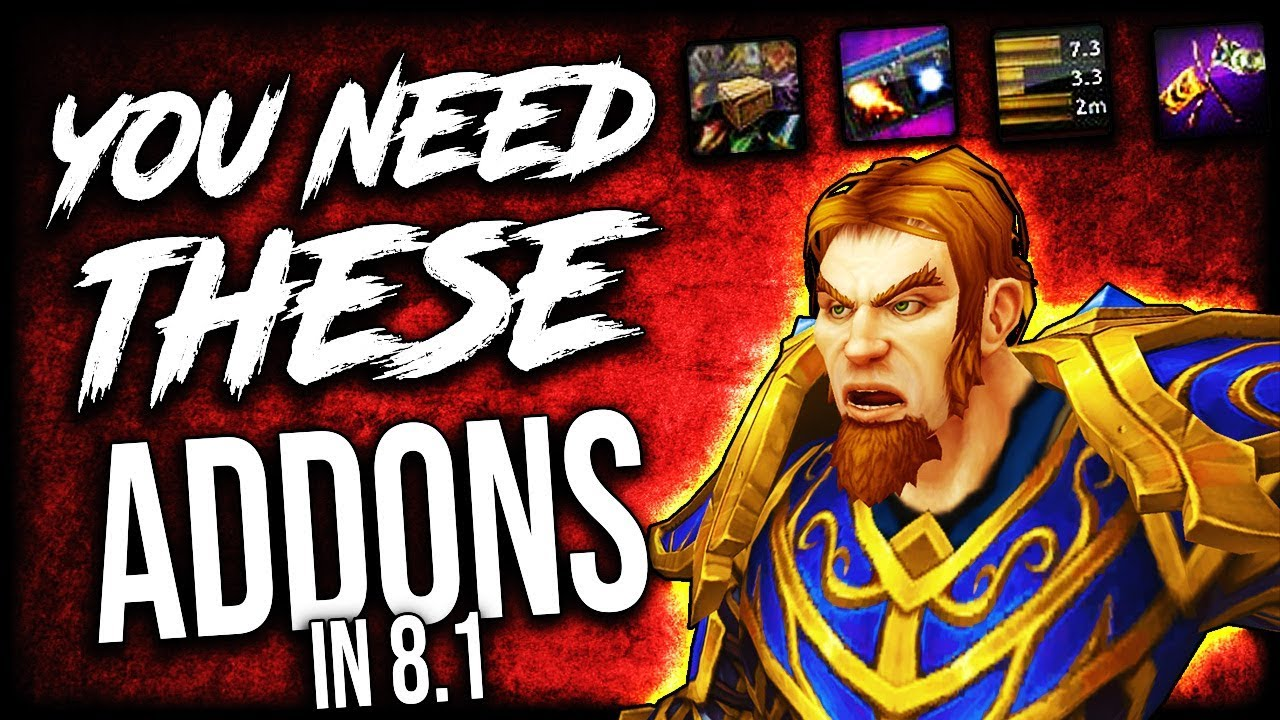 BFA Addons WoW: MUST HAVE Addons for PvP in 8 1 (BFA PvP Season 2)