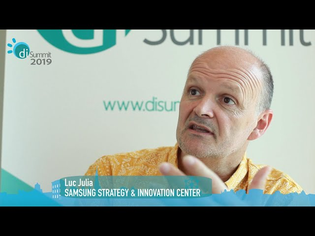 Luc Julia - CTO & Senior Vice President of Innovation Samsung Electronics - Strategy and Innovation