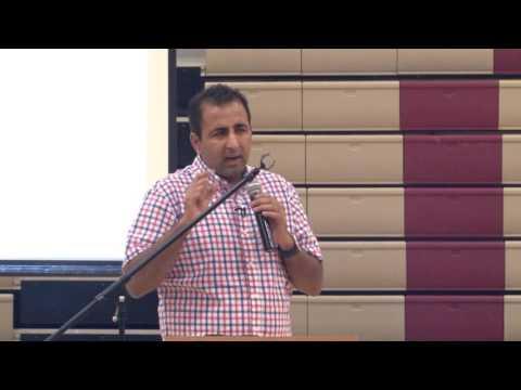 Kasim Hafeez - Zionist Muslim