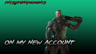 CALL OF DUTY black ops 3 fntsy/funny moments on my new account