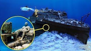 HECHOS ESCALOFRIANTES SOBRE O TITANIC QUE NADIE SABÍA