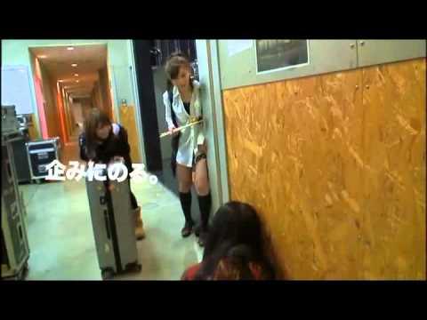 SCANDAL - Rina scaring Tomomi & MAMI