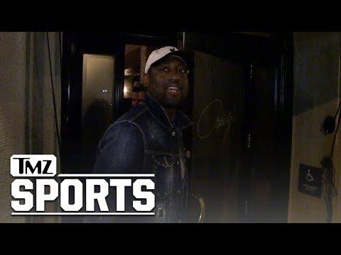 Dwyane Wade Says He's Trying to Do a Movie with Gabby Union! | TMZ Sports
