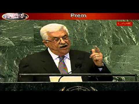 "palestine: Palestinian President Mahmoud Abbas  ""Full UN Speech"" Live  9-27-2012"