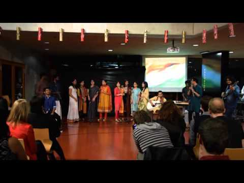 University of Stuttgart Indian Night 2015 Music