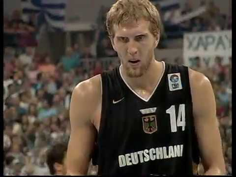 2005 Eurobasket final Greece-Germany(plus ceremony and post game)