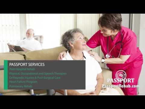 National Health Care Associates -Passport Rehab - Connecticut Centers