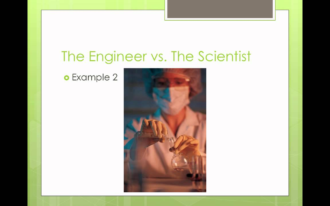 Is science and engineering right for me?
