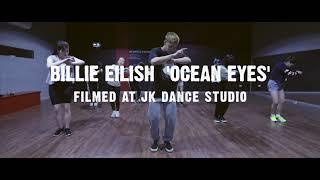 Billie Eilish - Ocean Eyes / Tommy Choreography