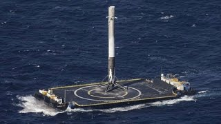 vermillionvocalists.com - Watch SpaceX Make History With Rocket Landing on Drone Ship