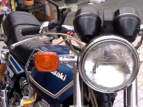 狼の虎口 フルカスタム Kawasaki Z1000 KZ1000