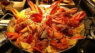 Lobsters Buffet! J65@Hotel Jen Tanglin. Lobster Rock 'n' Roll Theme