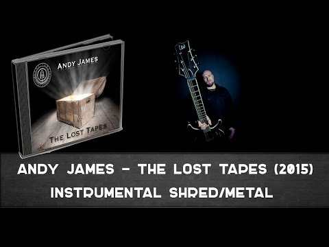 Andy James - The Lost Tapes (2015)