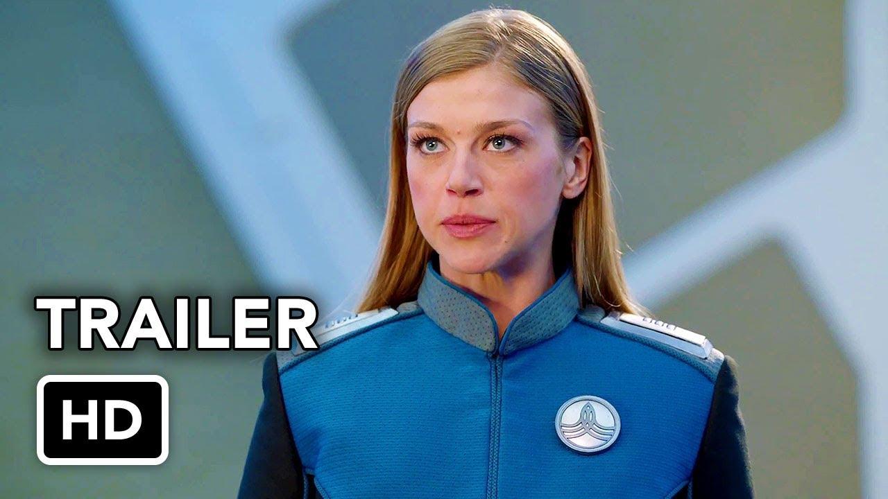 Download THE ORVILLE Season 2 Comic-Con Trailer (HD)