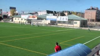 Resumen Rayo Majadahonda A 0 - 3 C..D. Leganés (Juveniles)