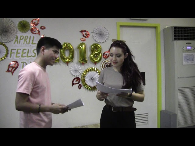 #romanceclass AprilFeelsDay 2018 Live Reading: Finding X by Miles Tan