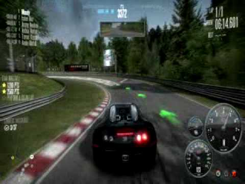 need for speed shift bugatti veyron race max settings part 2 youtube. Black Bedroom Furniture Sets. Home Design Ideas
